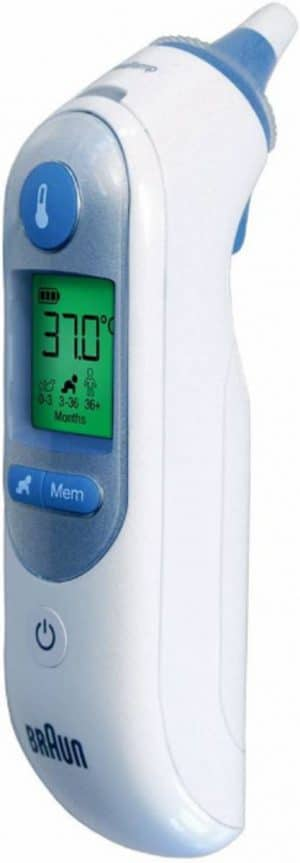Braun thermometer
